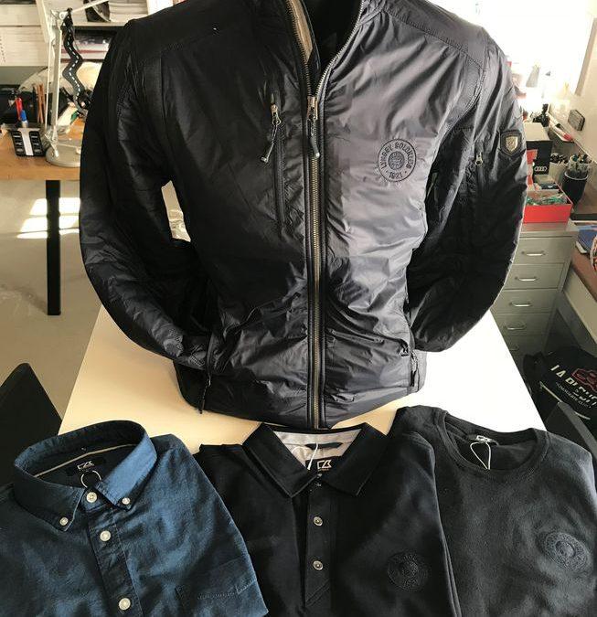 Tøj med broderi