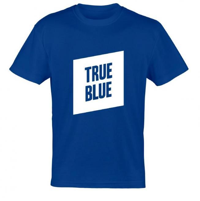 Fan T-shirts til Lyngby Boldklub