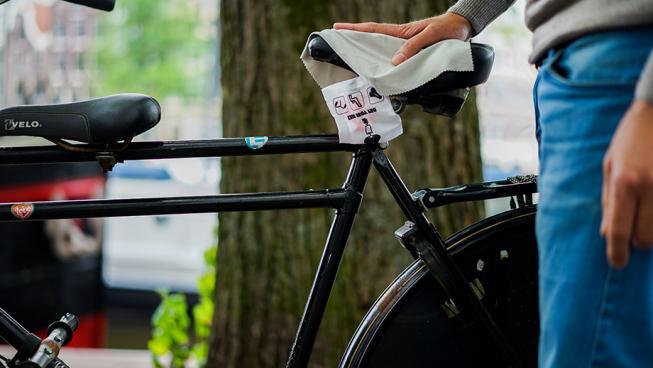 Gaven til alle cykelister