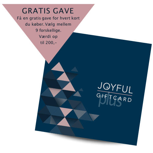 Joyful gifts – Gaveløsning